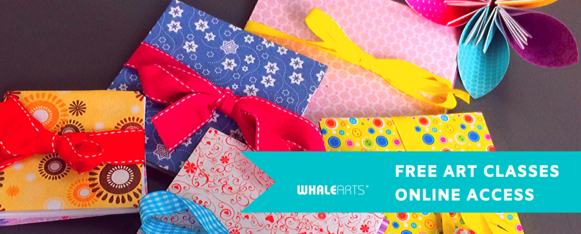 Free Online Classes at WHALE Arts