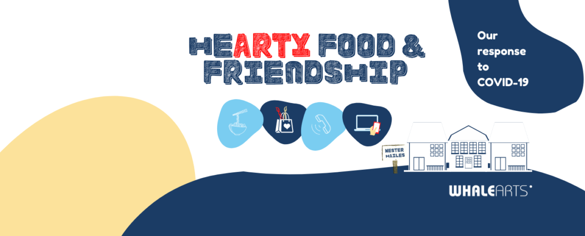 HeARTy Food and Friendship